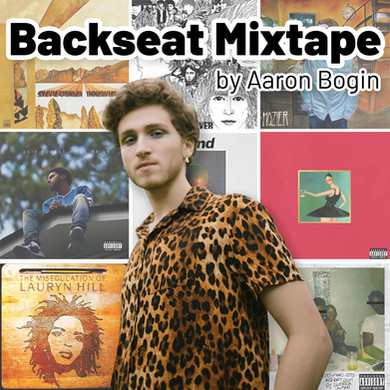 Backseat Mixtape: Issue I
