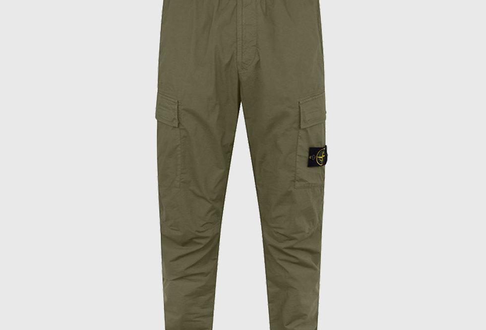 Stone Island 31303 Cargo Pants Army Green