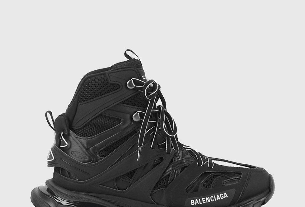 Balenciaga Track Hike Black