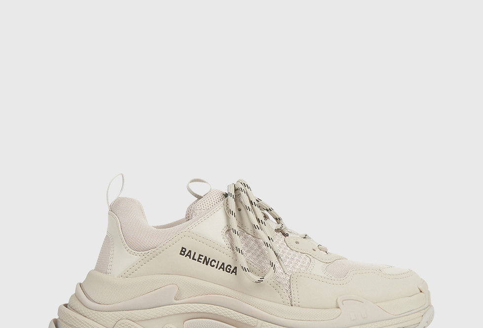 Balenciaga Triple S Sneaker Beige