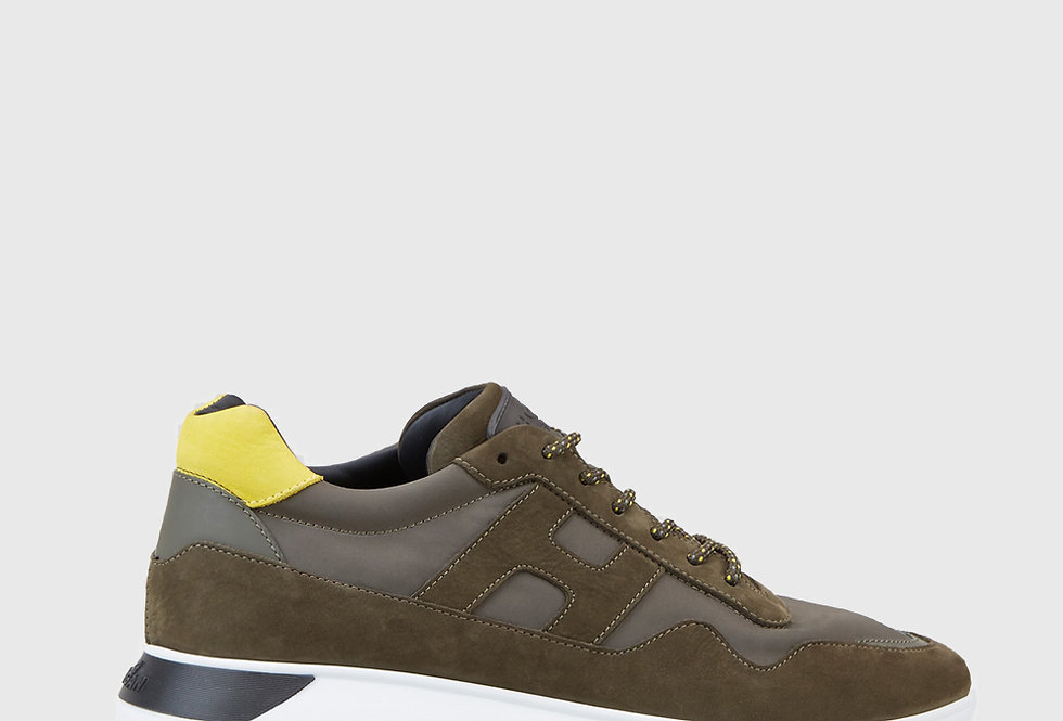 Hogan Sneakers Interactive³ Green Yellow