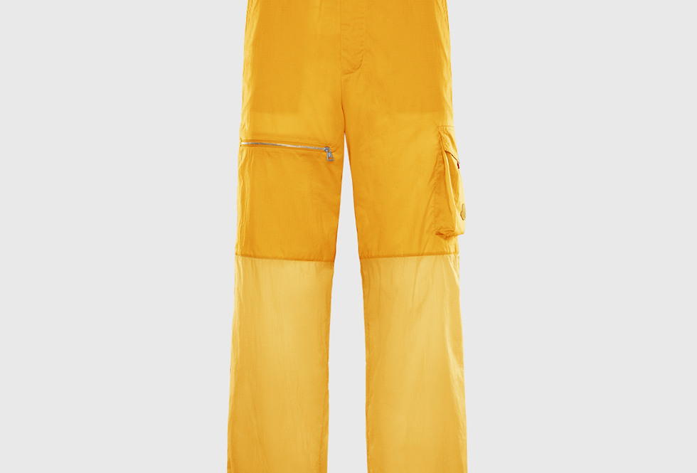 Moncler 1952 Athletic Trousers Yellow