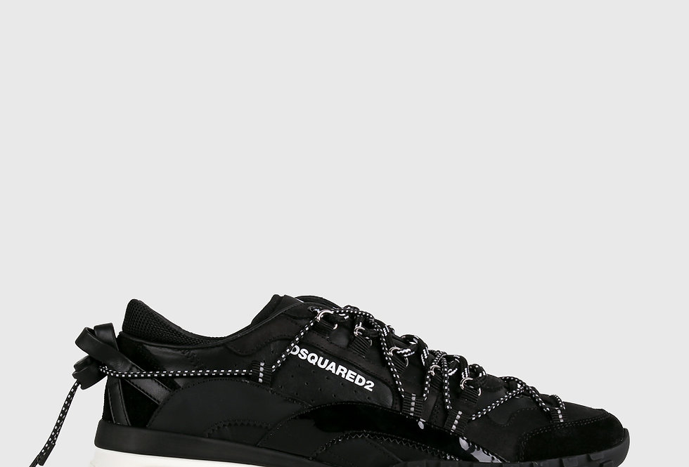 Dsquared2 Legend Sneaker Black Black