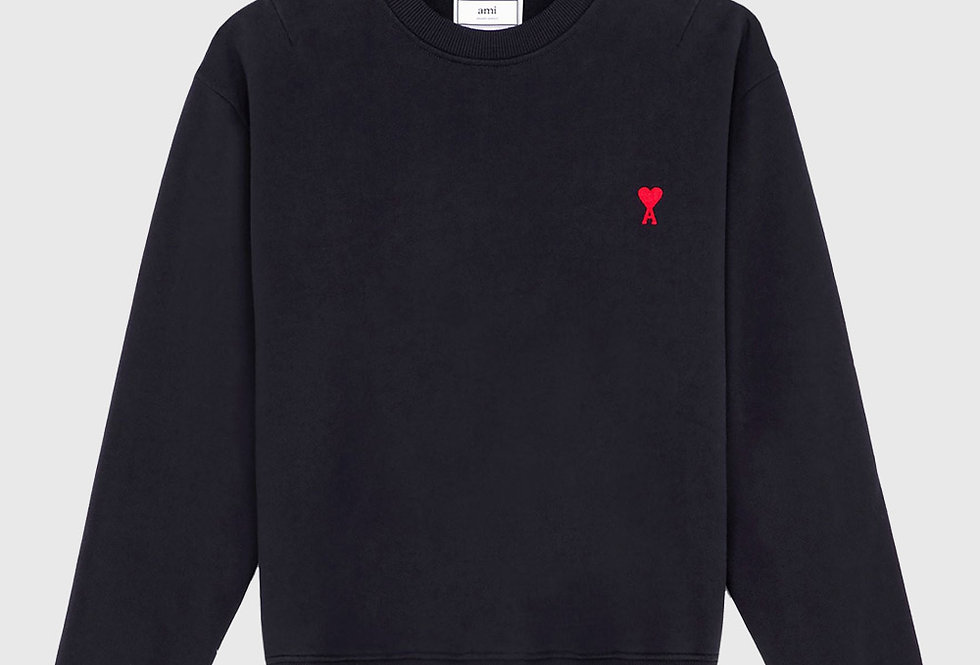 Ami de Coeur Sweatshirt Navy