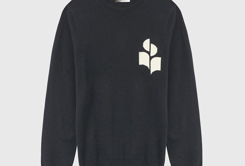 Isabel Marant Evans Sweater Midnight