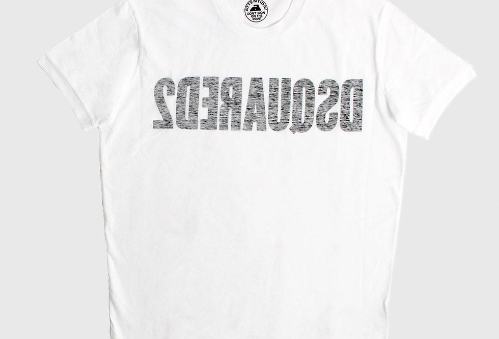 Dsquared2 Inside-out T-shirt White