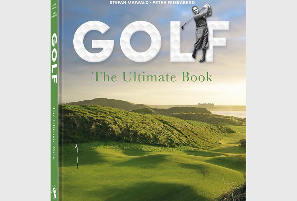 Teneues Golf The Ultimate Book