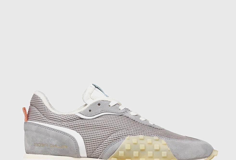 Filling Pieces Crease Runner Wind Grey