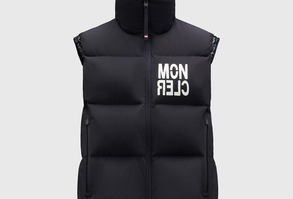 Moncler Grenoble Nantaux Gilet Black