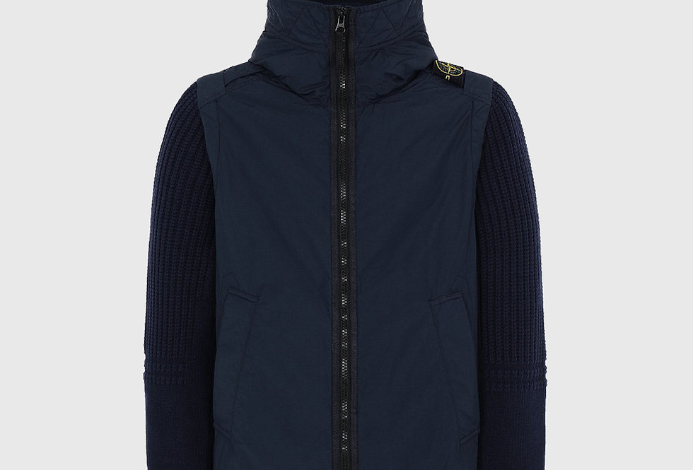 Stone Island 43732 Naslan Light Watro With Primaloft®-TC Jacket Navy