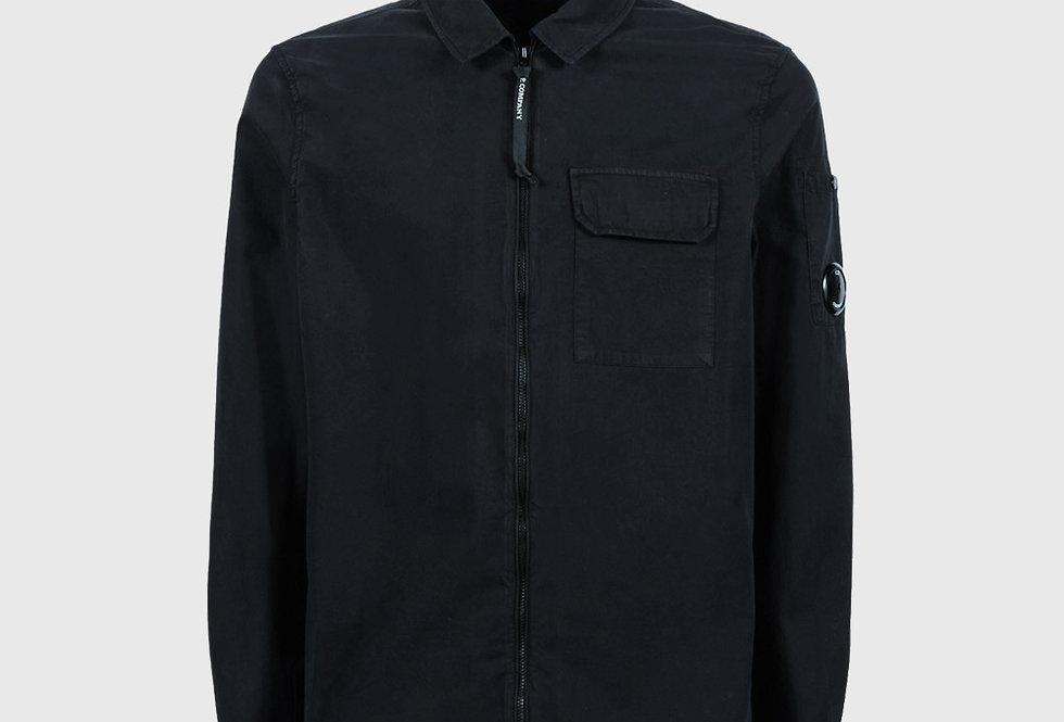 C.P. Company Gabardine Shirt Black