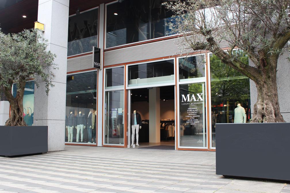 Max Luxury Menswear Tilburg