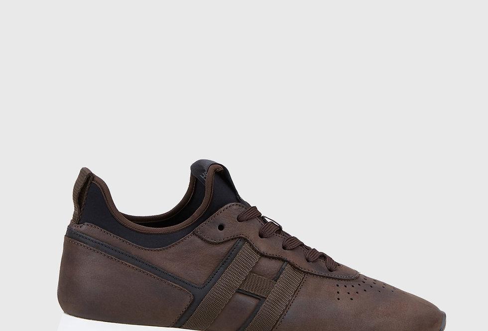 Hogan Sneakers H383 Brown