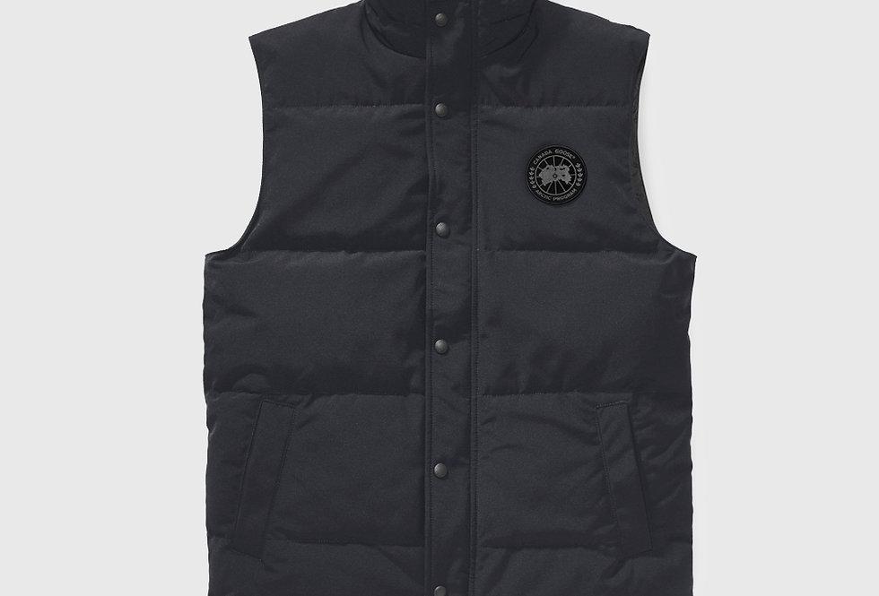 Canada Goose Garson Vest Black Label Navy