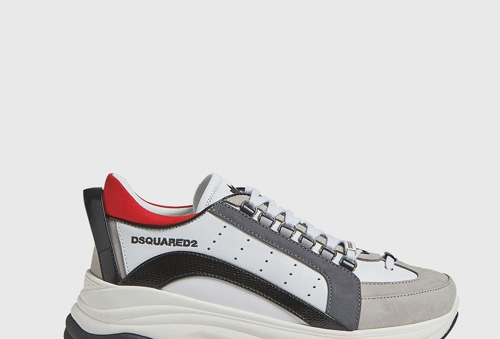 Dsquared2 551 Bumpy Sneaker White
