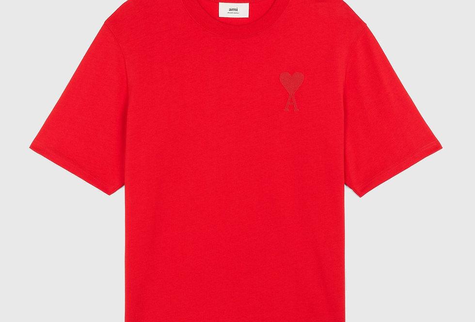 Ami de Coeur T-shirt Red