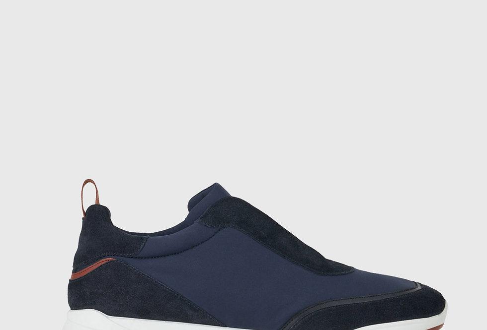 Loro Piana Modular Walk Sneaker Blue Navy