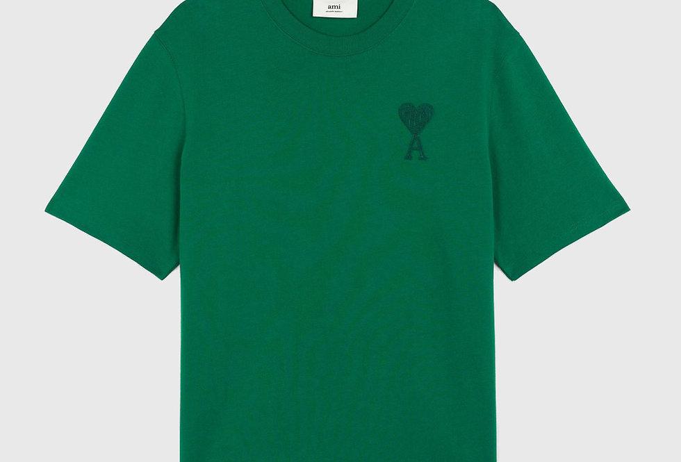 Ami de Coeur T-shirt Green