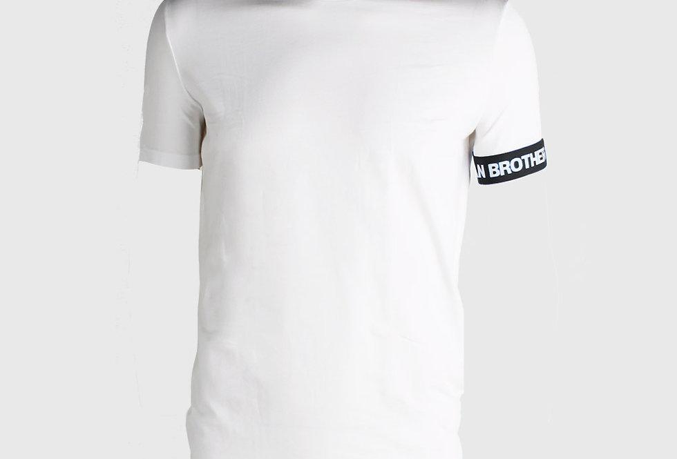 Dsquared2 T- Shirt White Black