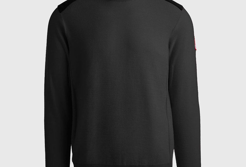 Canada Goose Dartmouth Crew Neck Sweater Black