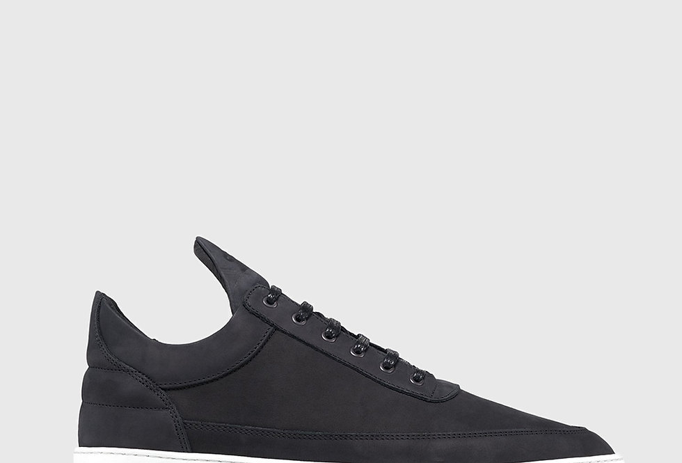 Filling Pieces Low Top Ripple Basic Black