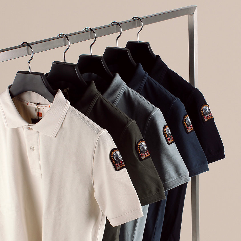 parajumpers-basic-polo