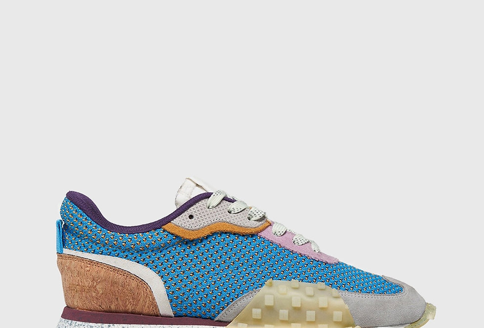 Filling Pieces Crease Runner Wind Teal