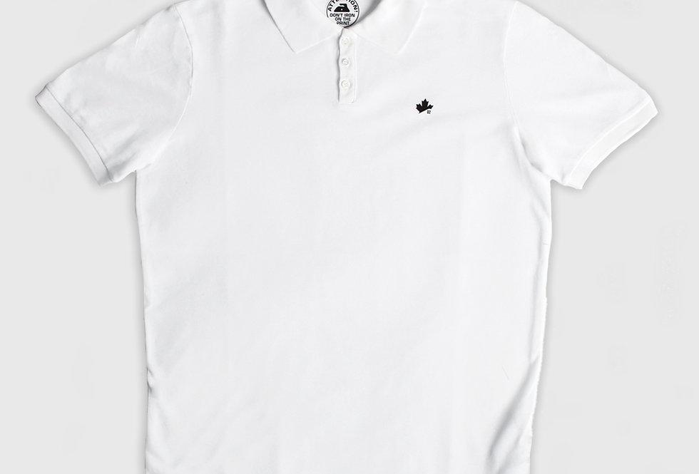 Dsquared2 D2Leaf Polo Shirt White