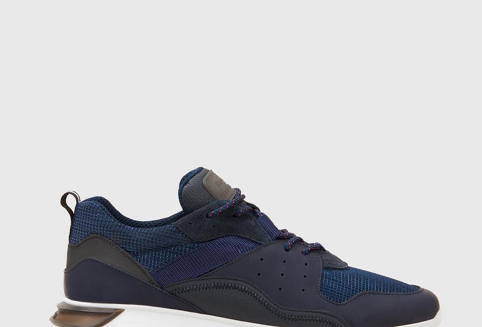 Hogan Sneakers Interactive³ Blue Silver