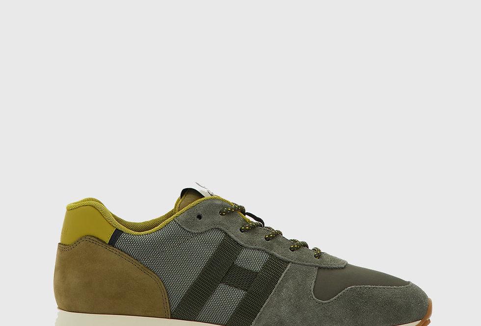 Hogan H383 Running Green