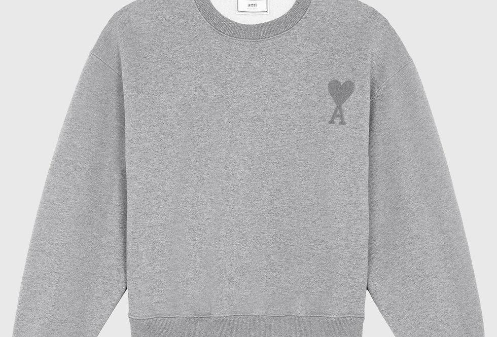 Ami de Coeur Sweatshirt Heather Grey