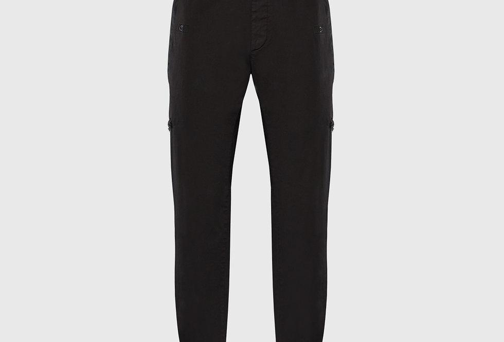 Moncler Technical Trousers Black