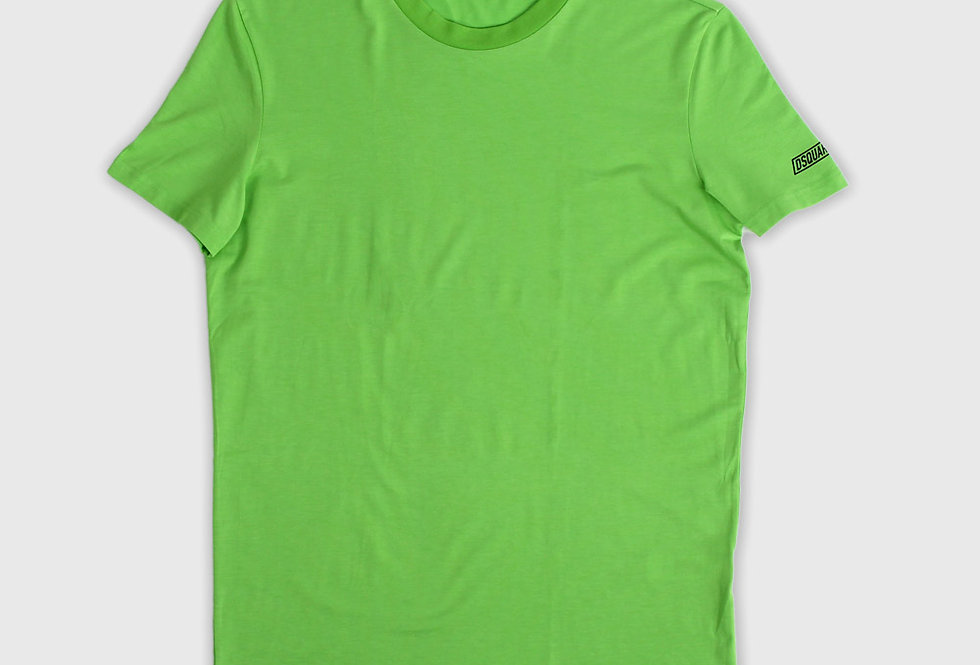 Dsquared2 Round Neck T-shirt Green