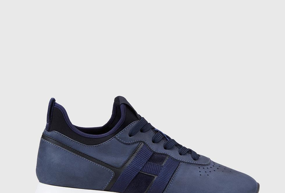 Hogan Sneakers H383 Black Blue