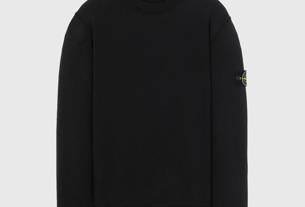 Stone Island 63051 Sweatshirt Black