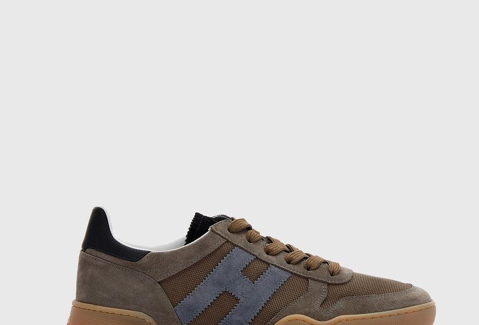 Hogan Sneakers H357 Green