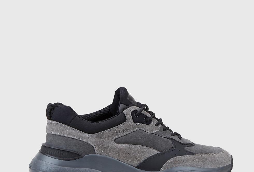 Hogan Sneakers Interaction Grey Black
