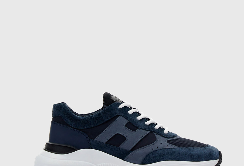 Hogan Sneakers Interaction Blue