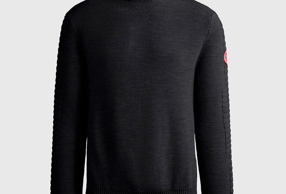 Canada Goose Paterson Sweater Black