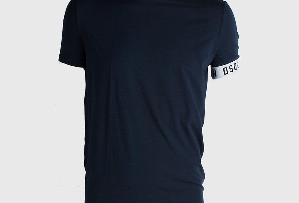 Dsquared2 T- Shirt Blue