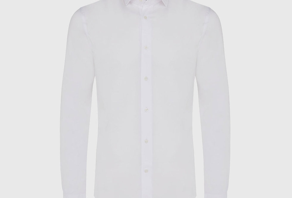 Genti Supreme Jersey Shirt White