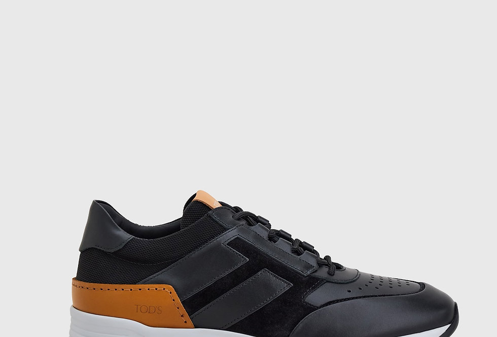 Tod's Sneakers Leather Black