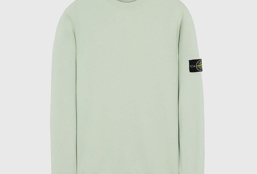 Stone Island 63051 Sweatshirt Light Green