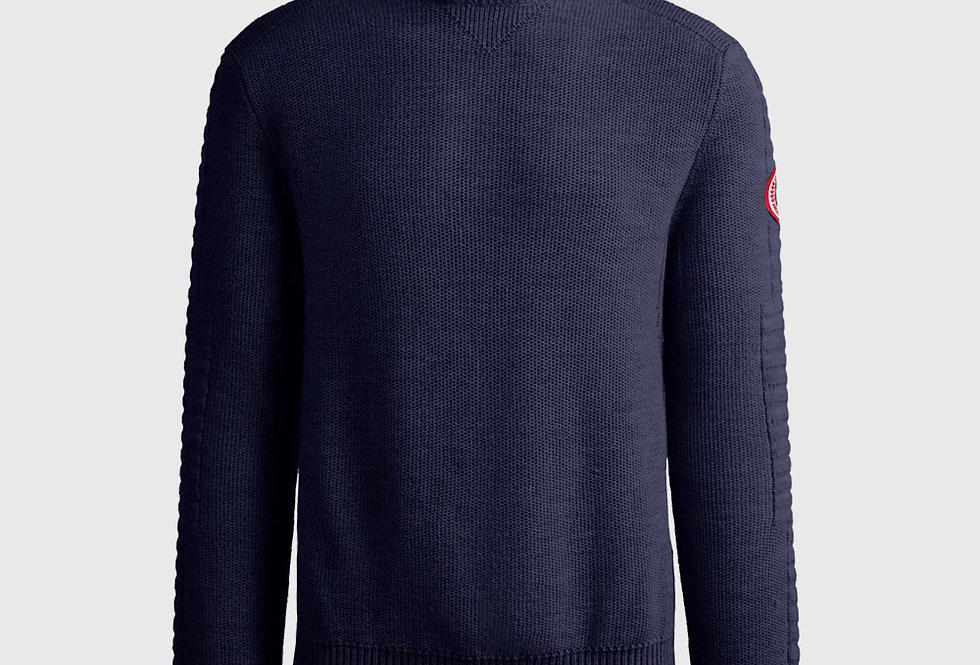Canada Goose Paterson Sweater Navy