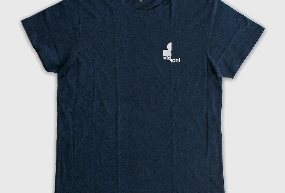 Isabel Marant Zafferh T-shirt Midnight