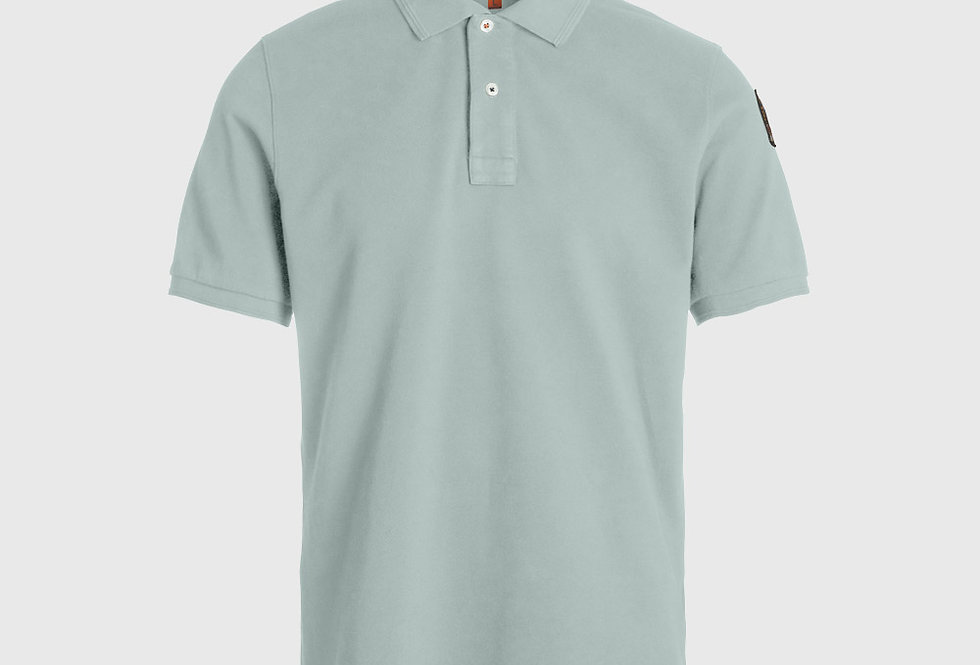 Parajumpers Basic Polo 669 Quarry