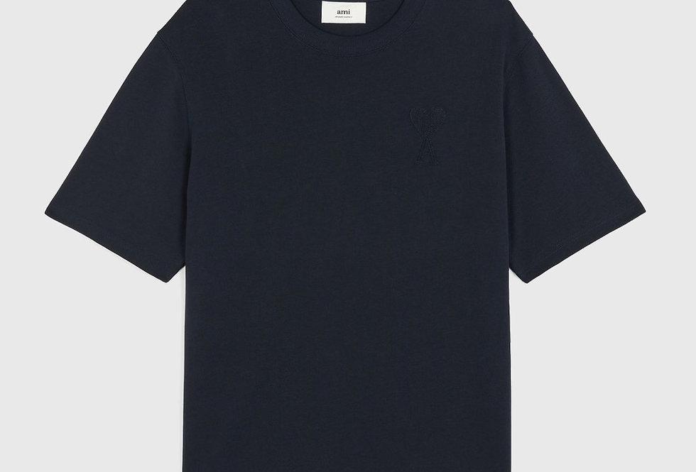Ami de Coeur T-shirt Navy