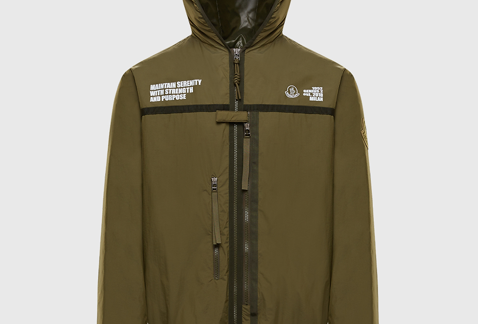 Moncler 1952 Orkhon Military Green
