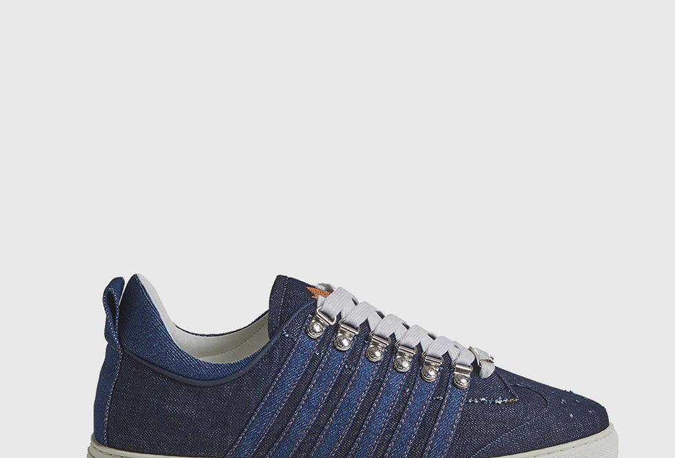 Dsquared2 251 Box Sole Sneakers Blue