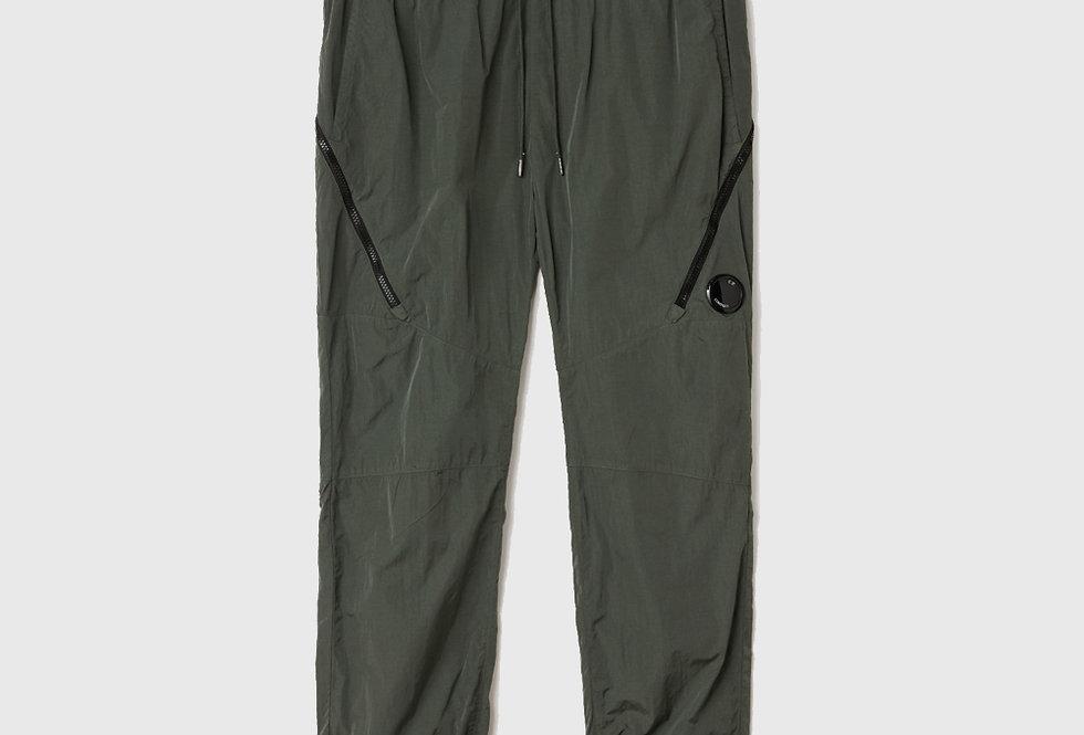 C.P. Company Chrome-R Garment Dyed Track Pants Green